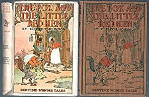 The Fox and the Little Red Hen: Johnson,Clifton