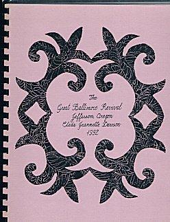 The Great Baltimore Revival Quilt Show, Jefferson, Oregon, April 17, 18 & 19, 1992 (Exhibition Ca...