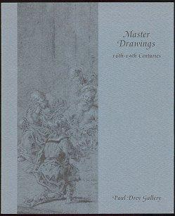 Master Drawings 16th - 19th Centuries