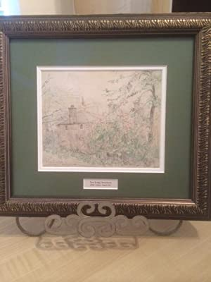New Lodge Stonyhurst Original Art by JRR: JRR Tolkien, Hammond,