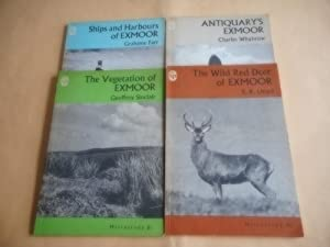 Exmoor:4 Microstudies-The Wild Red Deer;The Vegetation;Antiquary's and: E.R.Lloyd/Geoffrey Sinclair/Charles Whybrow/Grahame
