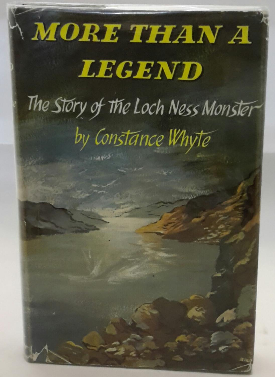 the loch the legend and the monster Loch ness monster is considered a legend because it is a popular story that hasn't been verified in this specific case there aren't authenticated evidence to proof the existence of the monster there are some stories of people and pictures , but a scientific validation is missing to consider the monster is real.