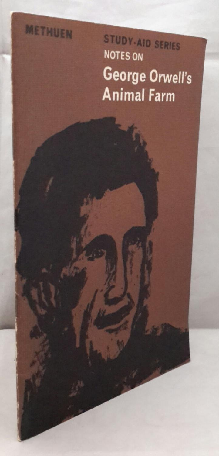 Orwell Animal Farm Softcover First Edition Seller Supplied Images Abebooks