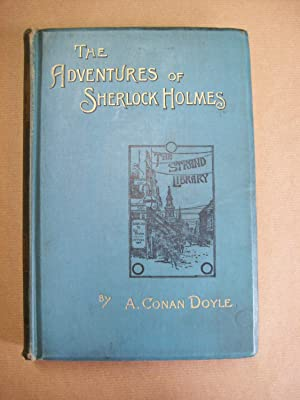 The Adventures of Sherlock Holmes. (THIRD EDITION)