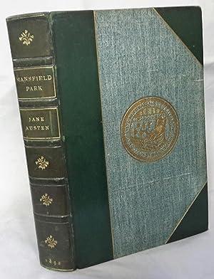 Mansfield Park. A Novel. New Edition.: AUSTEN, Jane.