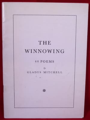 The Winnowing. 44 Poems. (SIGNED)