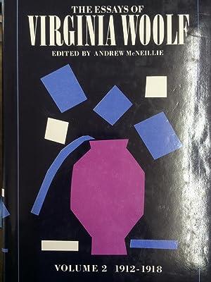 The Essays of Virginia Woolf. Volume II: WOOLF, Virginia. MCNEILLIE,