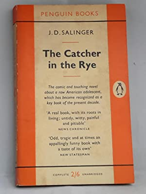 The Catcher in the Rye. (FIRST EDITION: SALINGER, J. D.