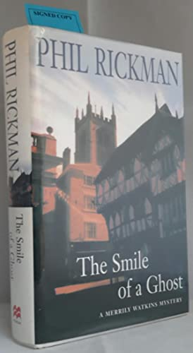 The Smile of a Ghost. A Merrily Watkins Mystery. (SIGNED).