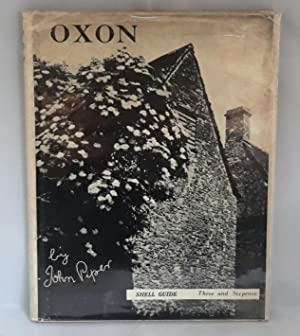 Oxon. A Shell Guide. FIRST EDITION.