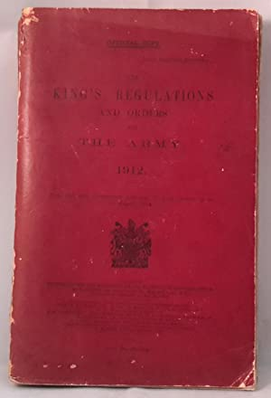 The King's Regulations and Orders For The: H.M.S.O.