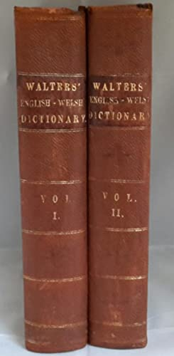 The English and Welsh Dictionary: Wherein, Not Only the Words but also the Idioms and Phraseology...