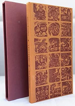 A Collection of Proverbs from All Nations. With Forty-Four Engravings. (SIGNED, LIMITED EDITION).