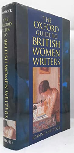 The Oxford Guide to British Women Writers.
