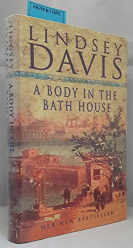 A Body in the Bath House. (SIGNED).