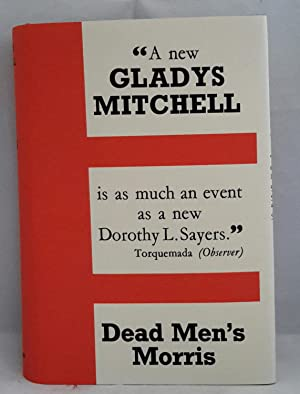 Dead Men's Morris. A Detective Story. FIRST EDITION.