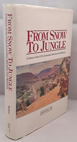 From Snow to Jungle. A History of: BELLAIR, John.