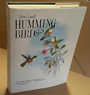John Gould's Hummingbirds.: GOULD, John.