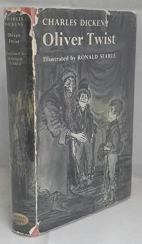 Oliver Twist. Edited by Doris Dickens.: DICKENS, Charles. Illustrated