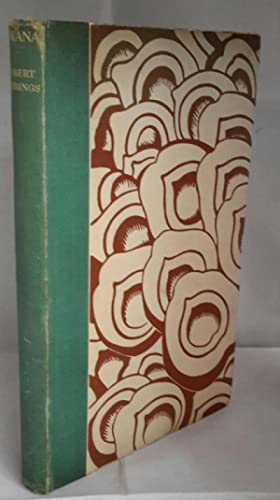 Iorana! A Tahitian Journal. By. With Wood: GIBBINGS, Robert.