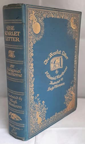 The Scarlet Letter. A Romance by .: HAWTHORNE, Nathaniel. With