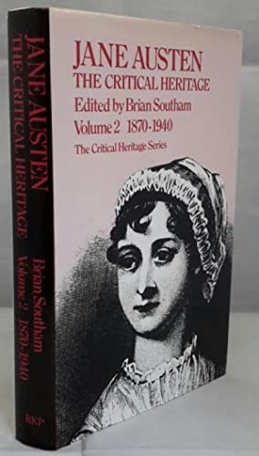 Jane Austen. The Critical Heritage 1870-1940. Volume: SOUTHAM, B. C.
