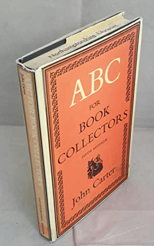 ABC For Book Collectors.