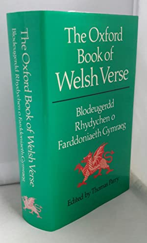 The Oxford Book Of Welsh Verse. Edited by.