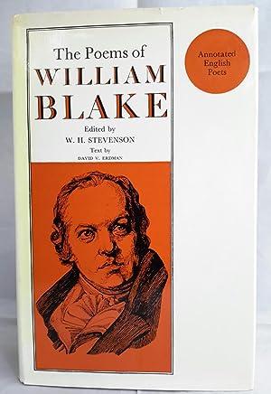 The Poems of William Blake.: BLAKE, William. Edited