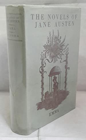 Emma. The Novels of Jane Austen. The: AUSTEN, Jane). CHAPMAN,