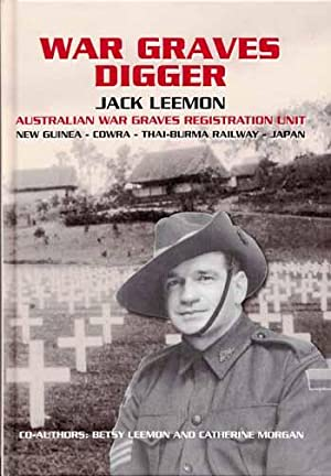 War Graves Digger. Service with an Australian: Leemon, Jack [with