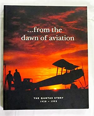From the Dawn of Aviation. The Qantas: Stackhouse, John