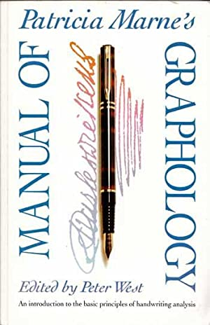 Patricia Marne's Manual of Graphology
