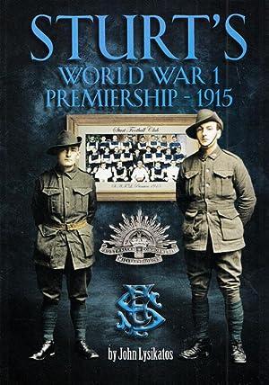 Sturt's World War I Premiership - 1915: Lysikatos, John