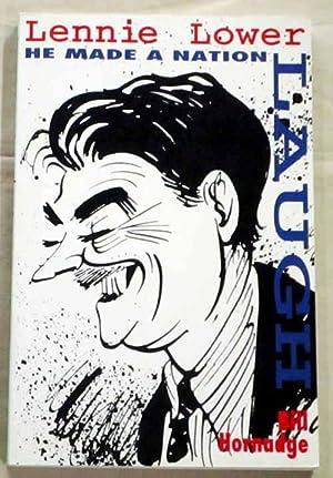 Lennie Lower: He Made A Nation Laugh: HORNADGE, Bill