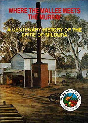 WHERE THE MALLEE MEETS THE MURRAY A: Parsons, Ronald