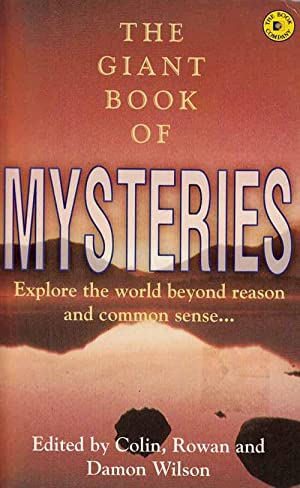 The Giant Book of Mysteries