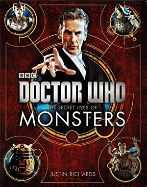 Doctor Who The Secret Life of Monsters