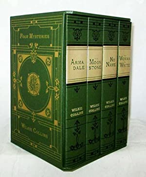 Four Mysteries [Four Volumes - Armadale, The: Collins, Wilkie