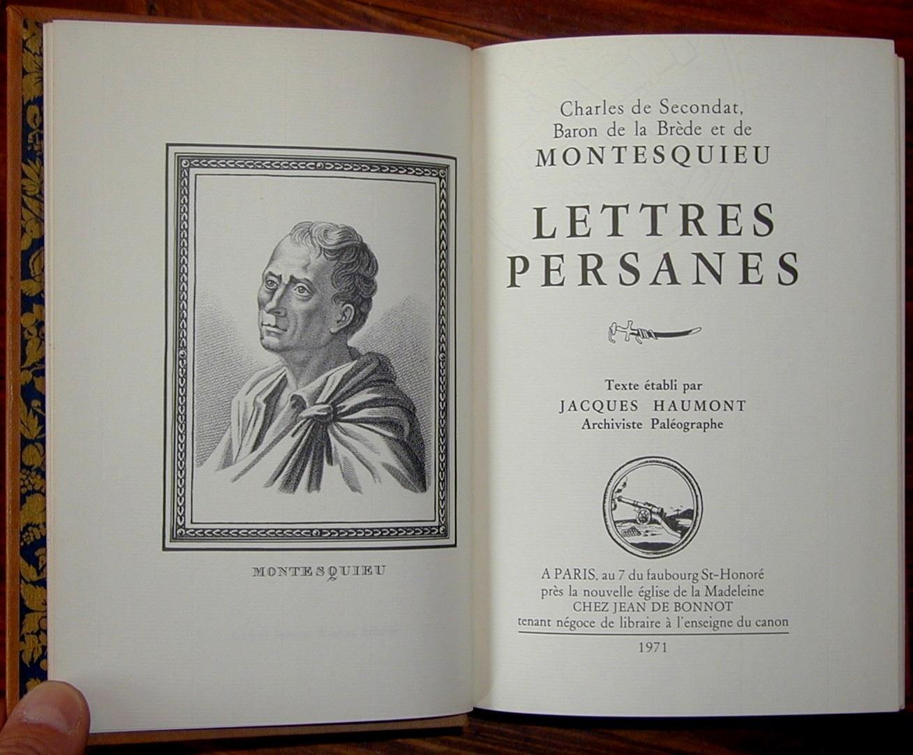 Резултат с изображение за Charles-Louis de Secondat, Baron de La Brède et de Montesquieu