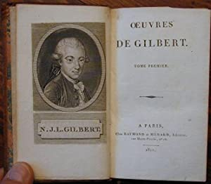 Oeuvres: GILBERT, N. J. L.