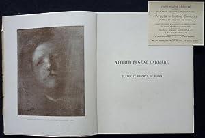 Catalogue des tableaux, dessins, lithographies provenant de: Collectif