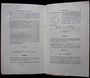 Notions élémentaires de levé des plans - Arpentage et nivellement: DUFAILLY, J.