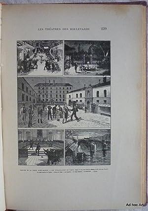 Anciens théâtres de Paris (Le boulevard du crime - Les théâtres de boulevard): CAIN, Georges