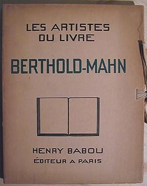Berthold Mahn: GEIGER, Raymond