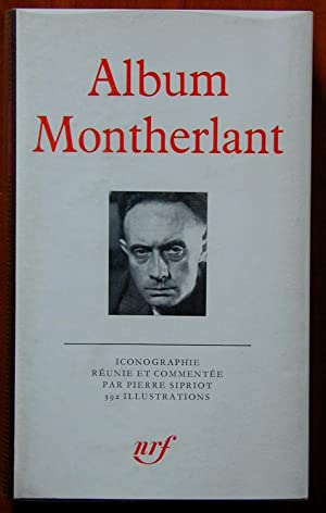 Album Montherlant