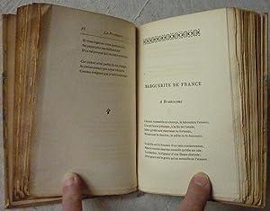 Sonnets des vieux maistres françois 1520-1670: Collectif