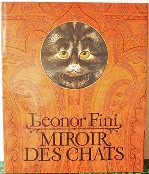 Miroir des chats by fini leonor overstreet richard abebooks for Miroir des chats