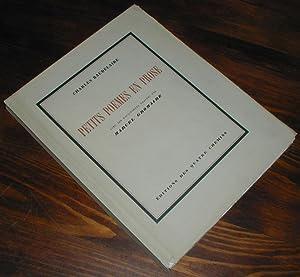 Petits poëmes en prose: BAUDELAIRE, Charles