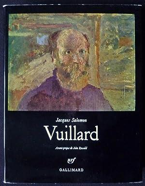 Vuillard: SALOMON, Jacques